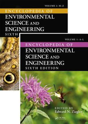 【预售】Encyclopedia of Environmental Science and