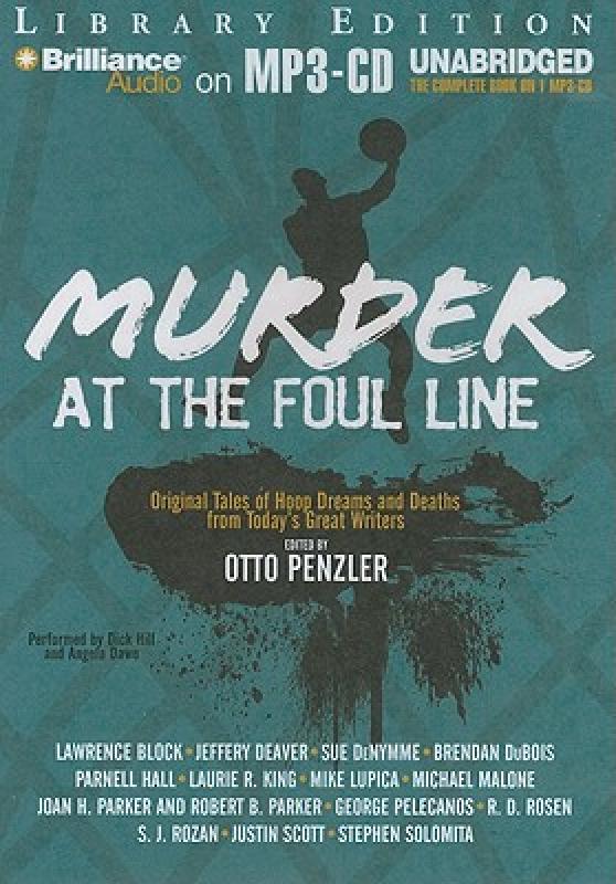【预售】Murder at the Foul Line: Original Tales of Hoop