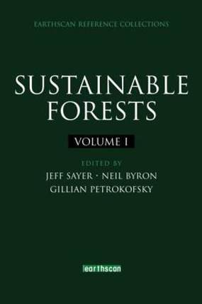 【预售】Sustainable Forests