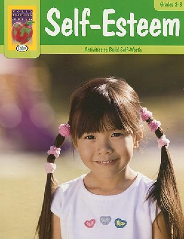 【预售】Self-Esteem, Grades 2-3: Activities to Build