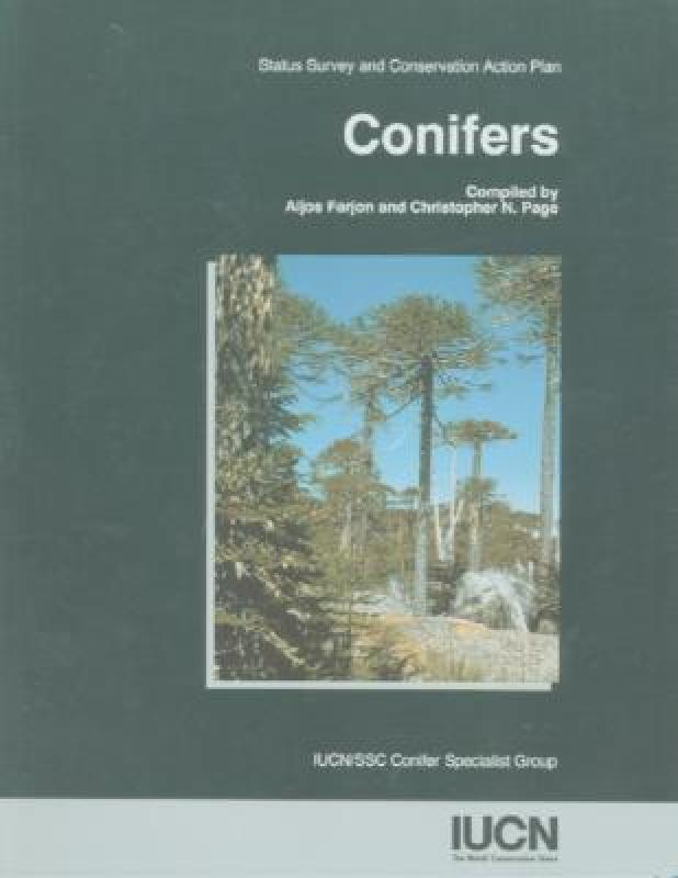 【预订】Conifers: Status Survey and Conservation Action