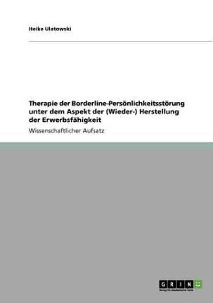 【预售】Therapie Der Borderline-Pers Nlichkeitsst Rung Unter