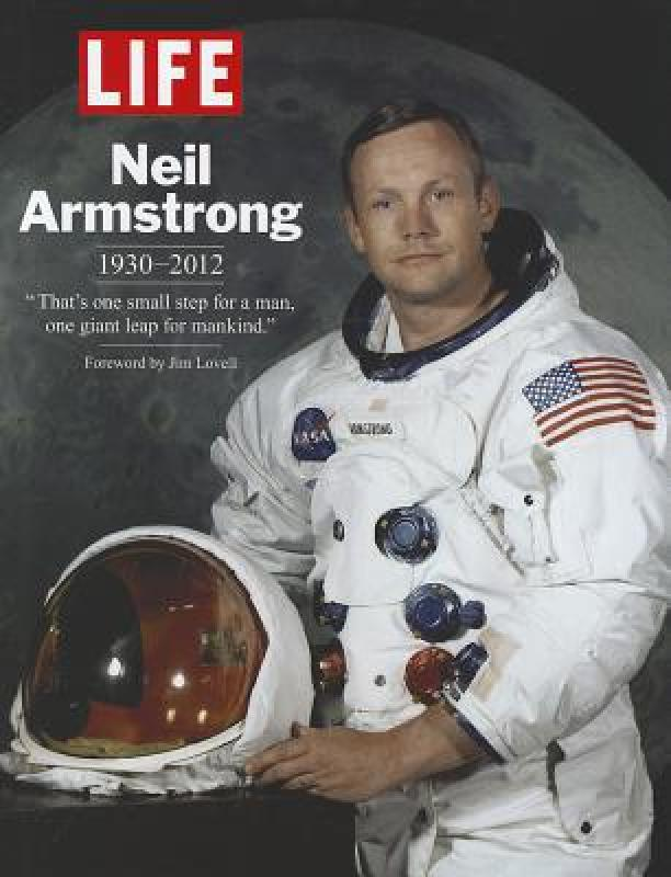 【预售】Neil Armstrong 1930-2012: That's One Small Step for