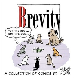 【预售】Brevity: A Collection of Comics by Guy and Rodd