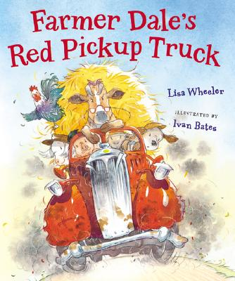【预售】Farmer Dale's Red Pickup Truck