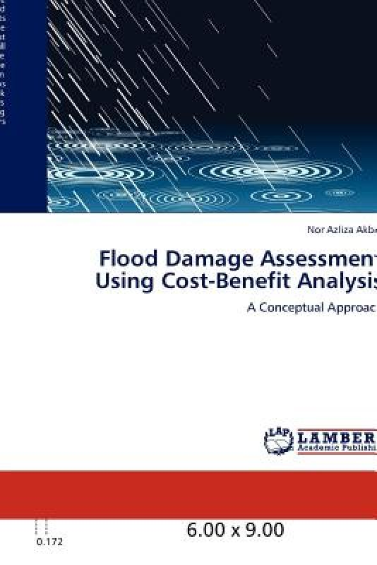 【预售】Flood Damage Assessment Using Cost-Benefit Analysis