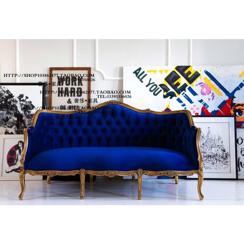アンティーク家具、アメリカ式実木彫刻、復古金を使って、古い布芸を作っています。