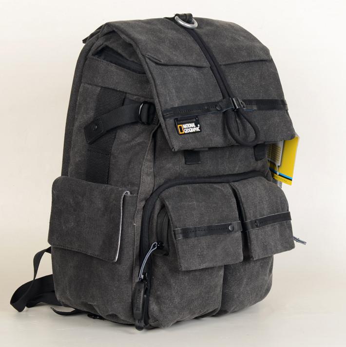 国家地理 NGW5070 摄影包 双肩相机包 单反电脑包 旅行休闲数码包