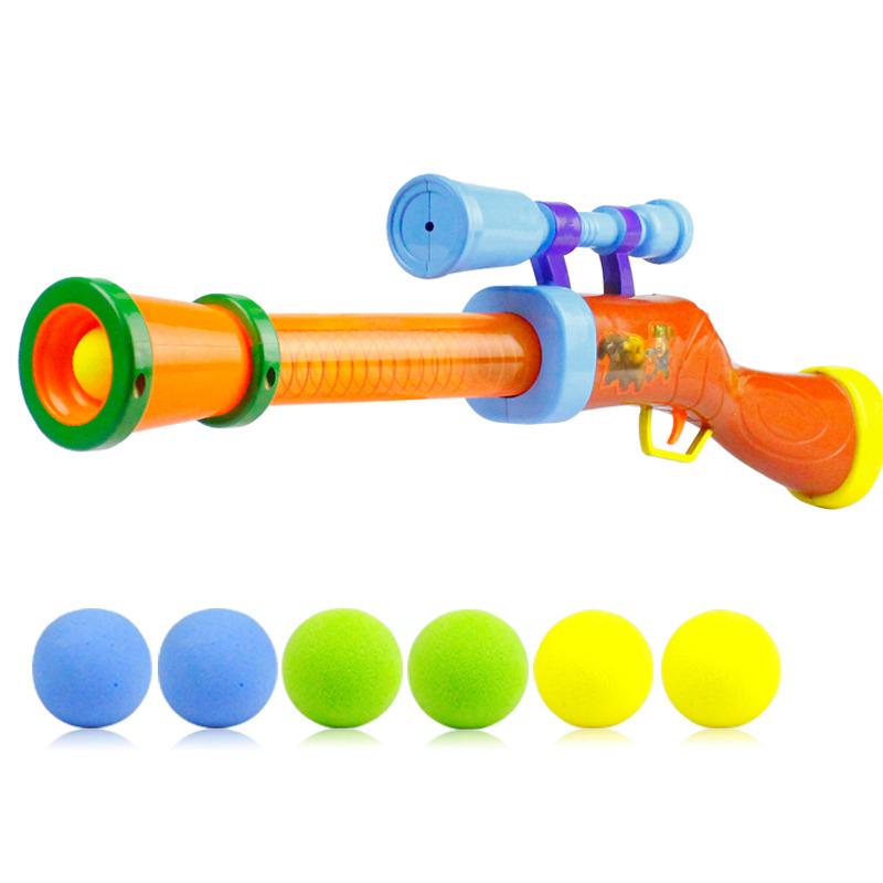 熊出沒光頭強兒童玩具軟彈槍 電動獵槍子彈聲光說話音樂套裝