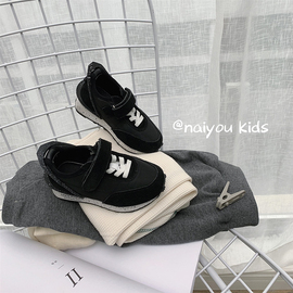 2020春装新款网红女童运动鞋透气耐磨时尚儿童鞋子宝宝休闲鞋潮图片