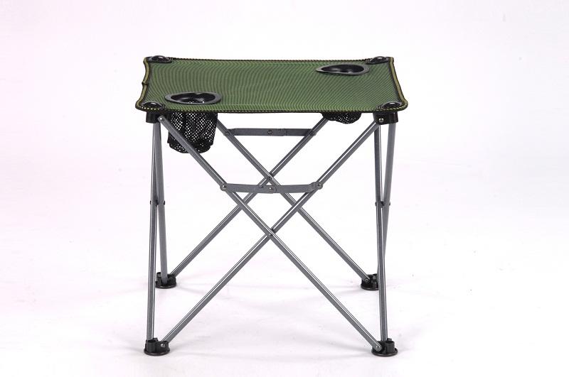 户外露营布桌登山野营旅行用品休闲沙滩桌户外便携折叠桌椅钓鱼桌