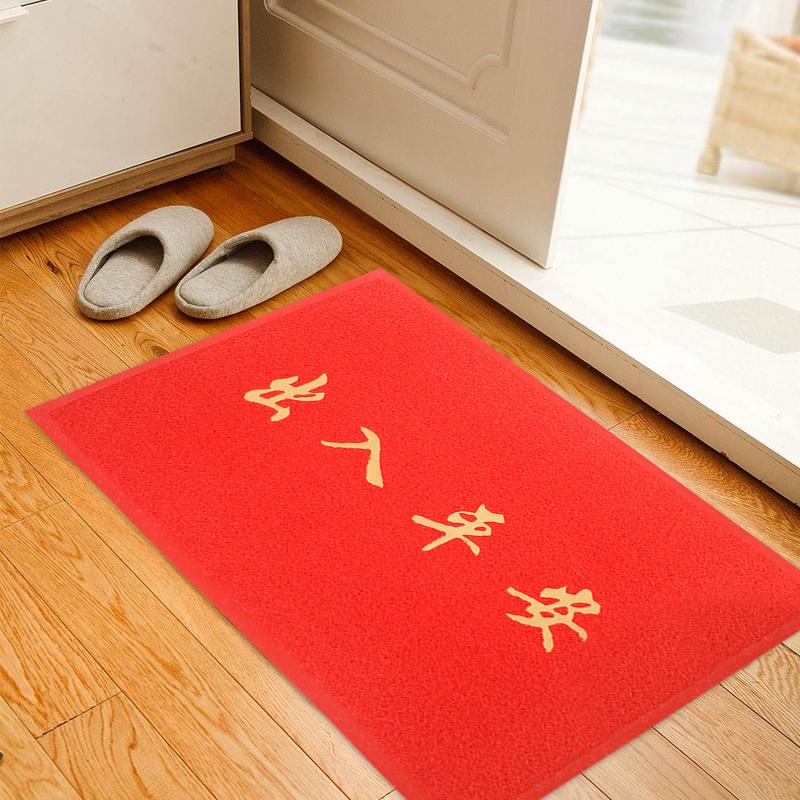 家用出入平安加厚欢迎光临门厅门垫