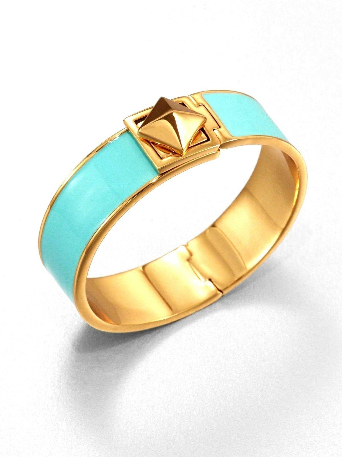 Buy Kate Spade light green Hinge Bracelet from abroad