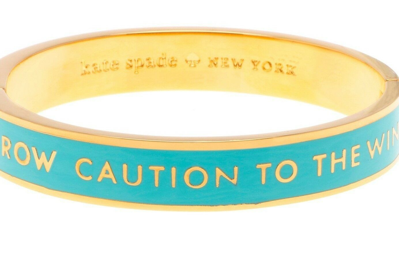 Buy Kate Spade Hinge Bracelet on behalf of foreign countries, throw caution to the sky, simple and fashionable womens Bracelet
