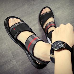 潮外穿两用凉拖 夏季 男2020新款 韩版 拖鞋 室外休闲防滑沙滩网红凉鞋