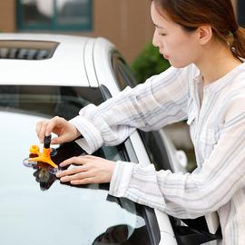汽车玻璃裂纹修复液前挡风挡裂痕修补专用划痕还原剂裂缝无痕胶档图片