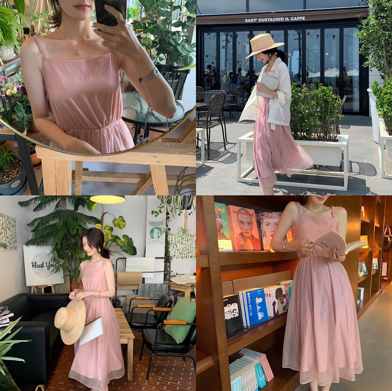 小宜定制yeswomen神仙气质连衣裙179.99元包邮