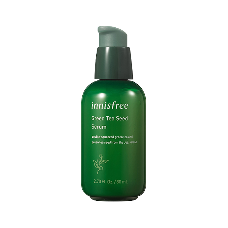 Authentic Innisfree authorized green tea seed essence essence of water essence small bottle 80ml