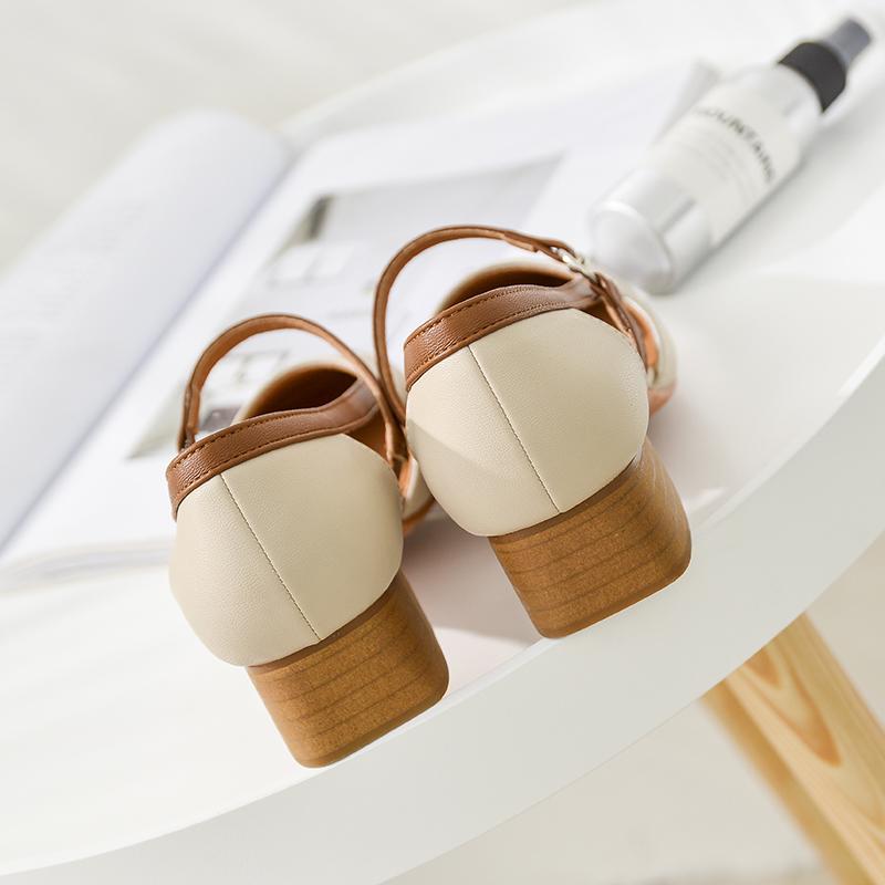 包邮【清仓价59】仙女风2019新款夏季凉鞋