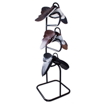 Cavassion three-storey saddle rack landing saddle rack Saddle Rack Stables Supplies Lochmardy 8
