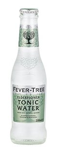 Ounce Tree 6.8 Tonic Fever Water Elderflower Pack