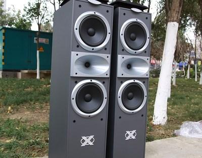 二手 Jamo/尊宝 X550 主音箱经典型号家用功放机音响家庭影院进口