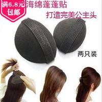 Корейский Импортные парикмахерские инструменты для маленькой принцессы Устройство для наращивания волос на голове поколение Мягкая головка шпильки