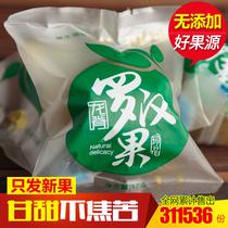 小包低温脱水去壳导游推荐特级广西桂林永福特产60罗汉果仙果神奇