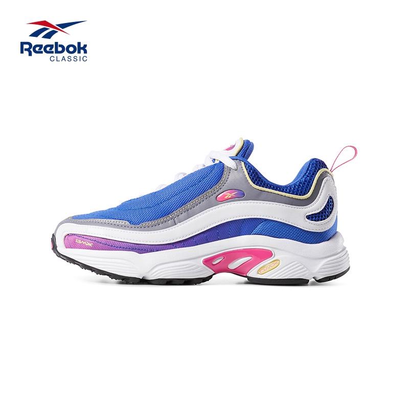 Reebok锐步 运动经典DAYTONA DMX MU男女低帮休闲跑步鞋EGS91
