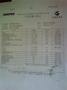 (新包装上市)长城CD 15W-40柴机油 长城柴油机油 18升