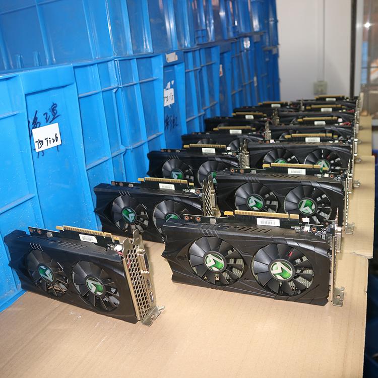 二手吃雞顯卡影馳獨顯GTX7502G 1050ti 1060 6G 960 4G 950 1070