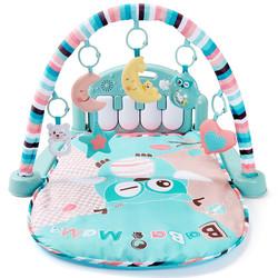新生儿礼盒套装婴儿衣服用品百天满月礼物刚出生宝宝玩具送礼母婴
