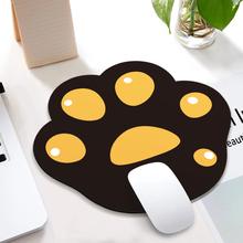 鼠标垫加厚可爱女卡通小号护腕游戏大号广告定做电脑桌垫