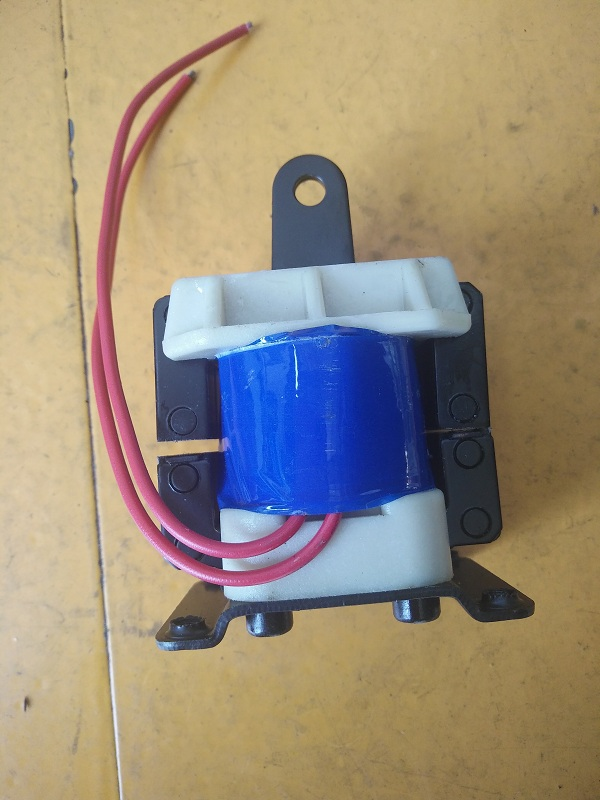 Lato certified 500kg single chain electromagnet / 1t double chain electric hoist hoist electromechanical magnet