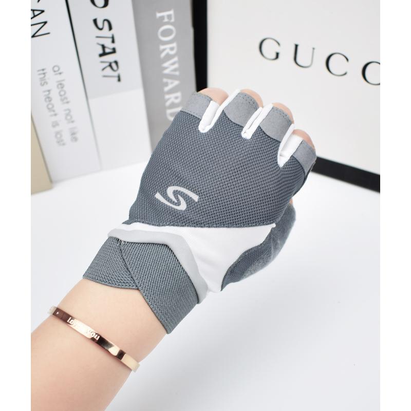 Мужские перчатки без пальцев Артикул 615609861524