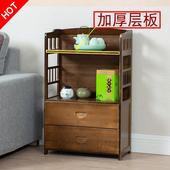 沙发边几茶边柜实木小茶几茶水置物架茶叶架茶水话桌角几