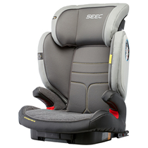 South Korea imports SEEC extension-pro Fixⅱ growth Safety seat ISOFIX 3-12 years old