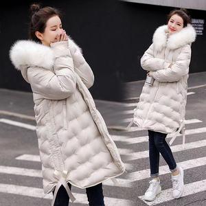 孕妇棉衣冬2019新款韩版大码棉服宽松棉袄时尚加厚冬装外套孕后期