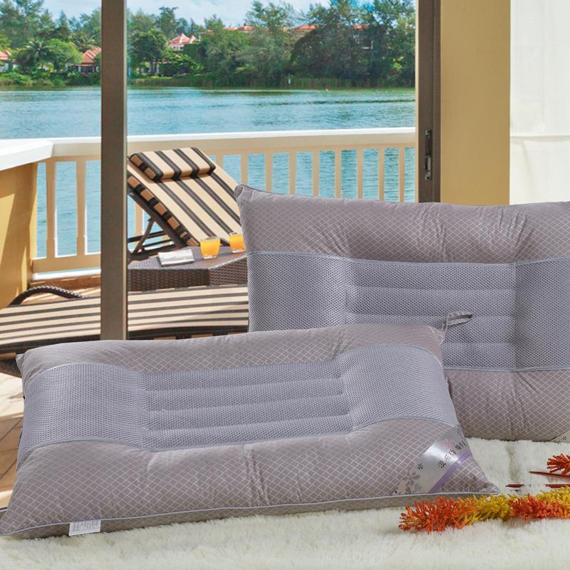 决明子理疗枕芯心单人凹形大号枕头满28元可用3元优惠券