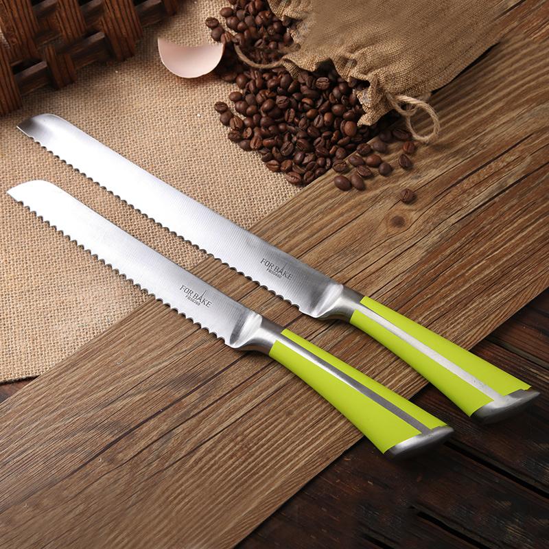 風和日麗不鏽鋼鋸齒刀 烘焙工具 蛋糕切刀 土司麵包刀 披薩刀