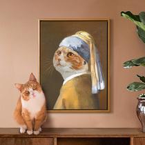 霍普靠海的房间加油站办公室系列二布画欧式客厅装饰画芯怀旧油画