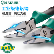Work-saving steel wire pliers imported from Germany