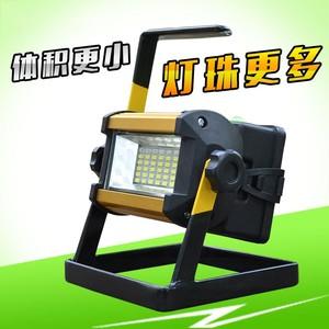 强光手提灯充电灯照...