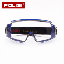Polisi goggles anti-wind and sand anti-impact can be card myopia anti-fog protective eye mask outdoor motorcycle Glasses