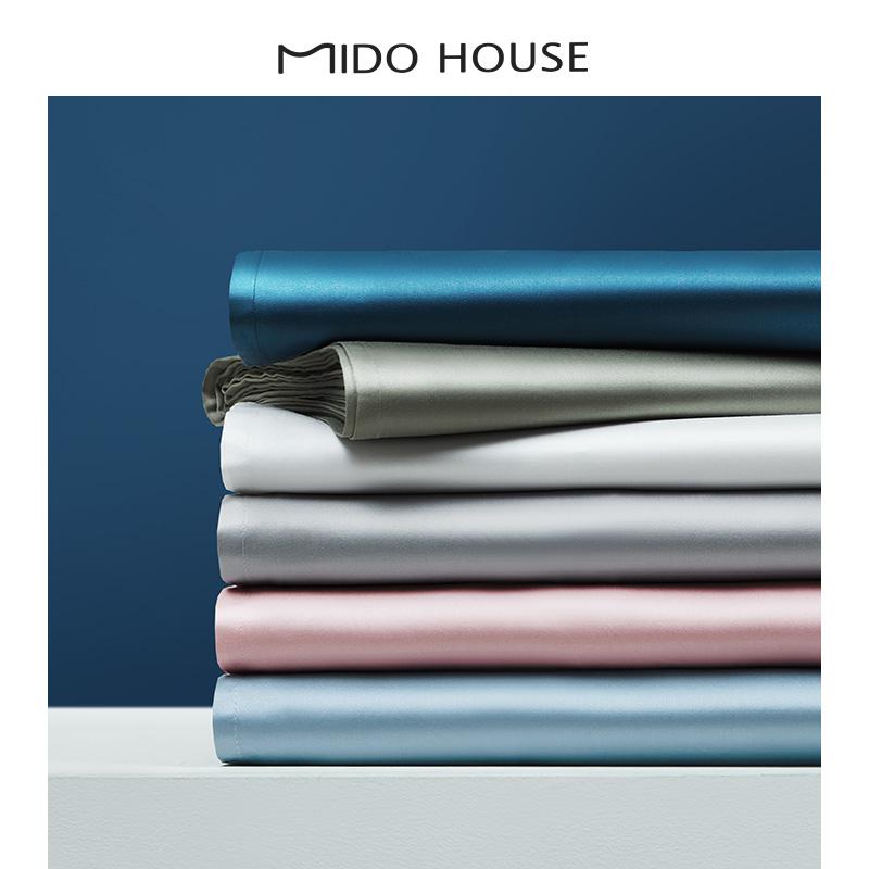 100支新疆长绒棉纯棉床单单件枕套评价如何