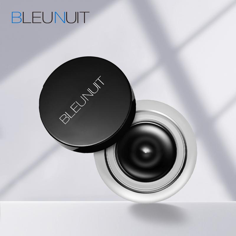 BLEUNUIT/深蓝彩妆流云眼线膏黑色眼线笔液防水防汗不易晕染