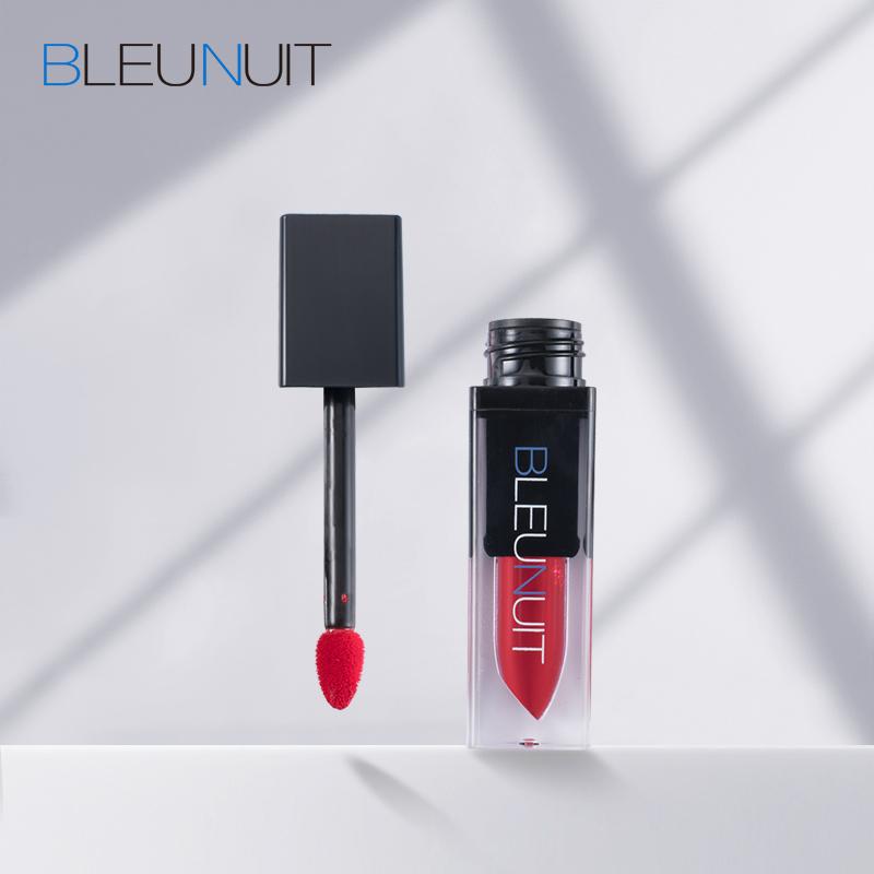 深蓝彩妆技匠持久哑光唇釉保湿不易脱色口红不易沾杯 学生