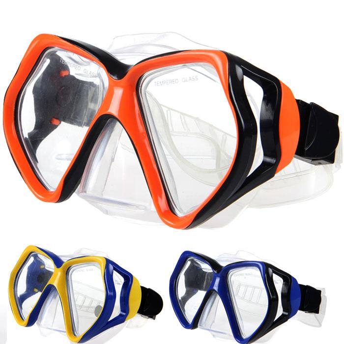 Поплавок скрытая зеркало взрослый мужчина женщина маска для лица геометрическом туман hd закалённое стекло линза дайвинг оборудование 5808