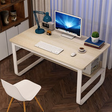 Computerized desktop, household, simple and economical, provincial space, study desk, bedroom, simple student desk and desk