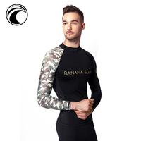 Австралийская ARMY подводное солнцезащитное солнцезащитное и быстросохнущее длина Рукава для серфинга мужской стиль Спортивная одежда для фитнеса